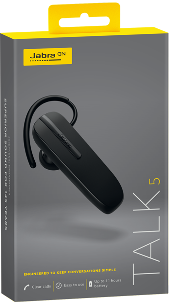 1e997d5b9be Jabra BT2046 - Bluetooth headset for mobile devices